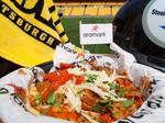 Here are some of the new items you'll see (and maybe eat) at Heinz Field