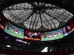 A look at Mercedes-Benz Stadium, where Alabama will kick off the season