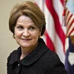 Lockheed CEO Marillyn Hewson was committed to remaining on Trump's manufacturing council before it folded