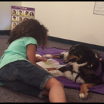 Gabriel's Angels expands reading program with children, animals