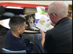 Gabriel's Angels expands reading program with children, animals