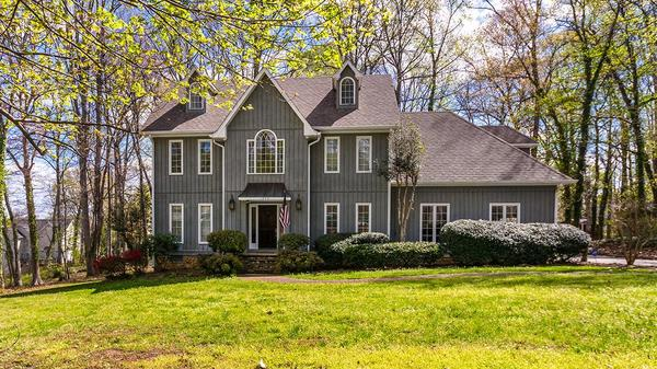 Two Acres in the Heart of Greensboro