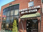 Homemade Ice Cream & Pie sells building, teases big announcement