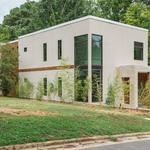 Home of the Day: Unique Modern Beauty Blocks from Cameron Village