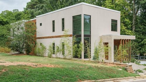 Stunning, Unique Modern Beauty in Raleigh