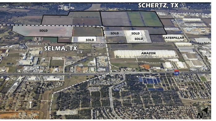 Industrial park expansion announced in Comal County
