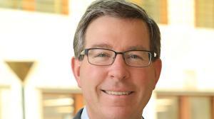 New Santander executive Michael Rubino.