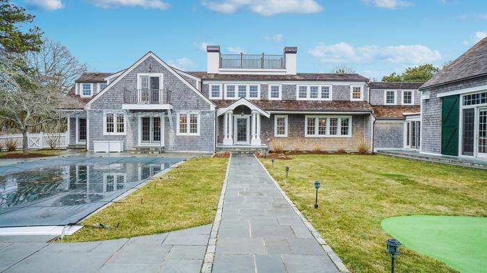 A Kennedy buys a $3.3 million, six-bedroom home on Cape Cod
