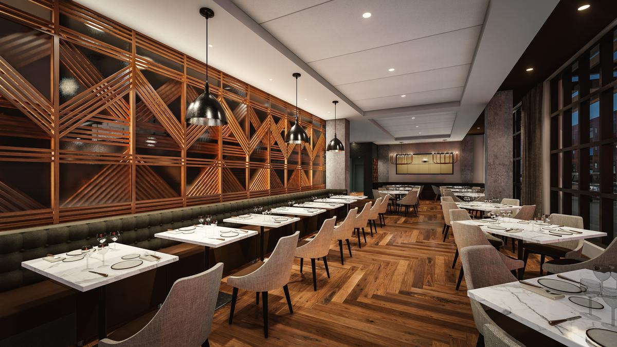 Downtown Minneapolis Brewtel Development Will Also Have An Italian Restaurant St Paul Business Journal