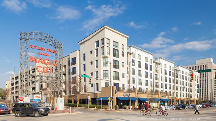 Downtown mixed-use property sells for $55M