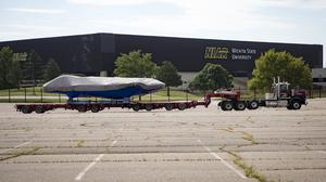F-35 comes to NIAR in Wichita for testing