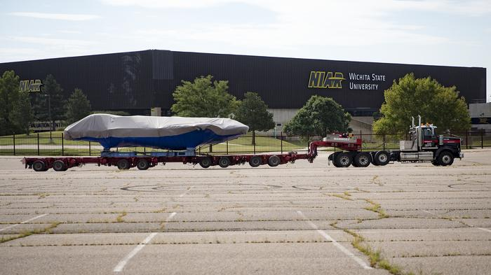 ​F-35 comes to NIAR in Wichita for testing