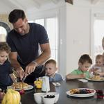 Behind M&T Bank's new TV ad featuring <strong>Joe</strong> <strong>Flacco</strong> and his family
