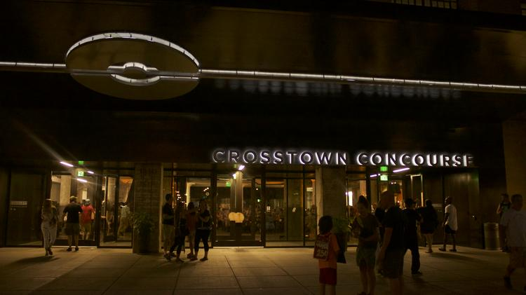 crosstown concourse celebrates with a grand opening memphis business journal. Black Bedroom Furniture Sets. Home Design Ideas
