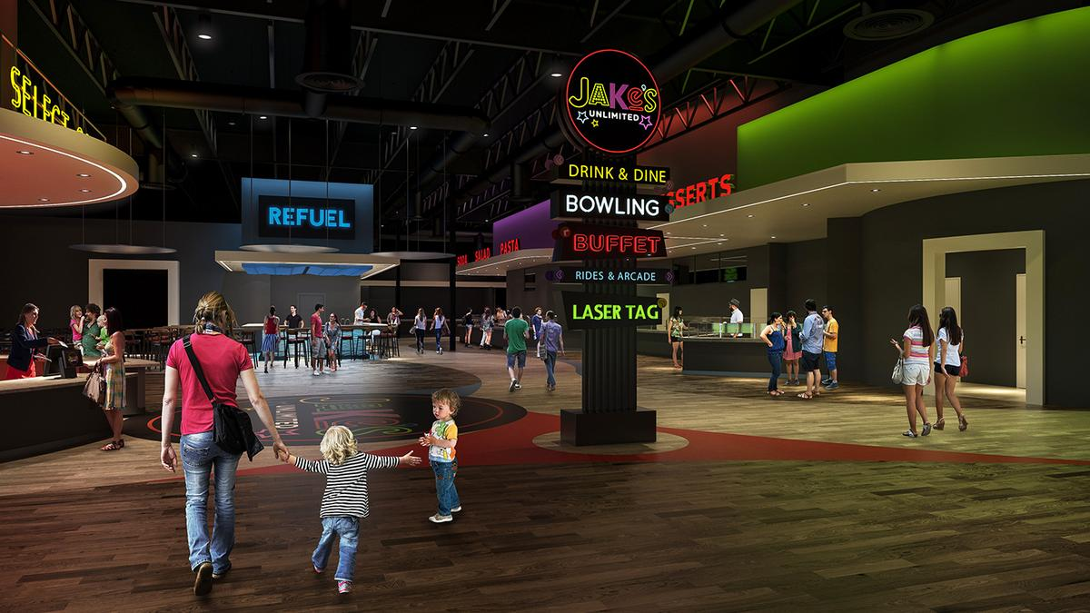 East Valley Entertainment Space Undergoing 4 5m