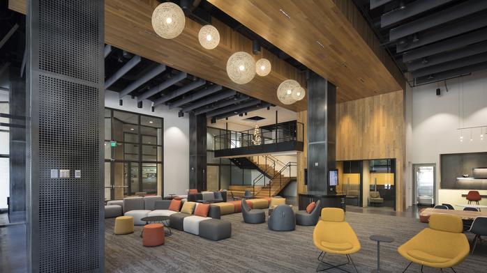 Wells Fargo creates event spaces for Bay Area nonprofits