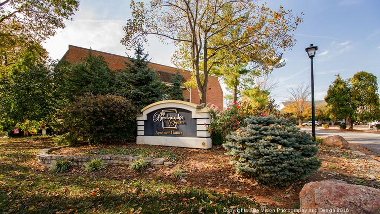 The 294 Unit Breckinridge Square Apartment Homes Has Sold To A Utah Firm  For More
