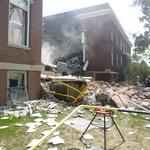 Early NTSB report on Minnehaha Academy blast details 'very hazardous' gas work