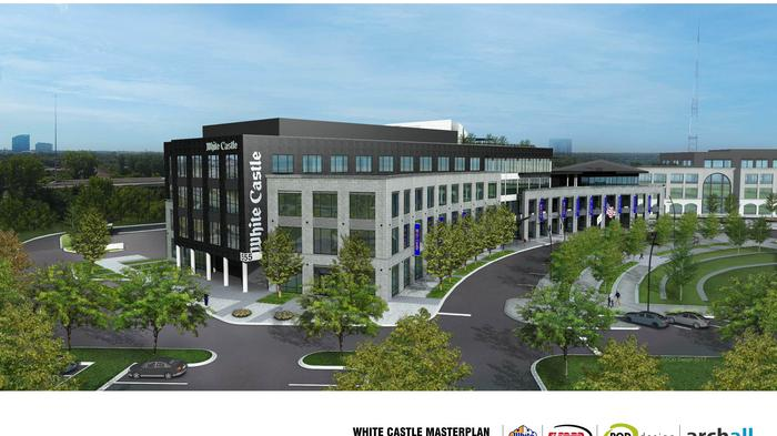 RENDERINGS: White Castle redevelopment to bring hundreds more housing units to downtown area