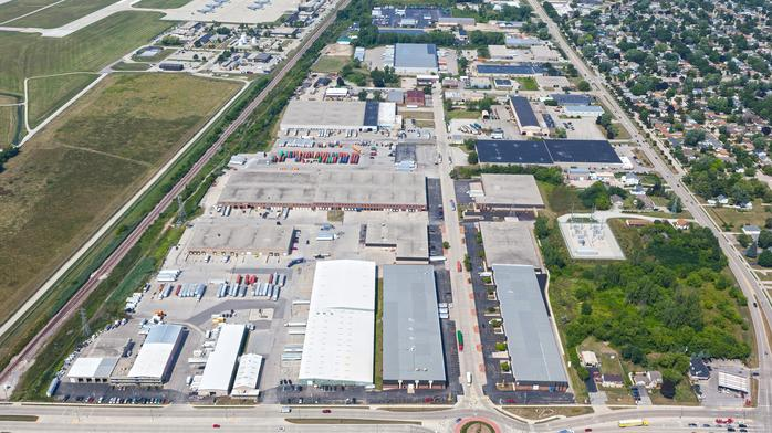 Airport industrial park sold to Illinois investor