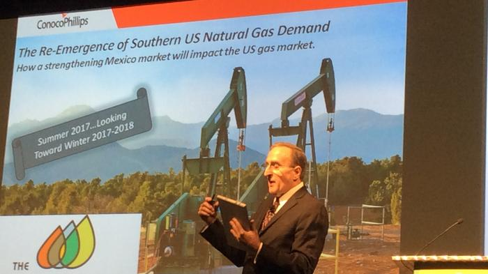 ConocoPhillips' data chief: Natural gas demand to surge with new power plants