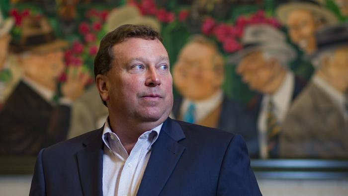 Churchill Downs' Flanery sees his job as champion of Louisville, Kentucky and region