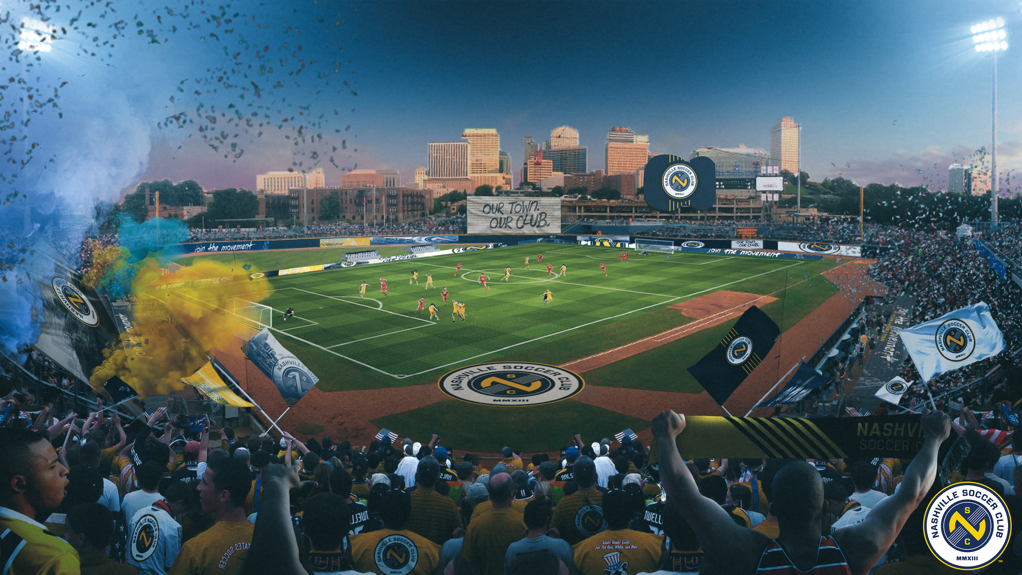 Tennessee Business Search >> Nashville SC sells out game against MLS team Atlanta ...