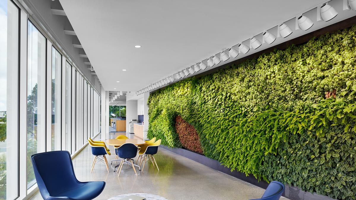 Peeks Inside Trend Micro S Sleek New Austin Office At The