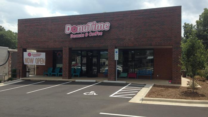 Get your custom-made doughnuts at this new Triad shop