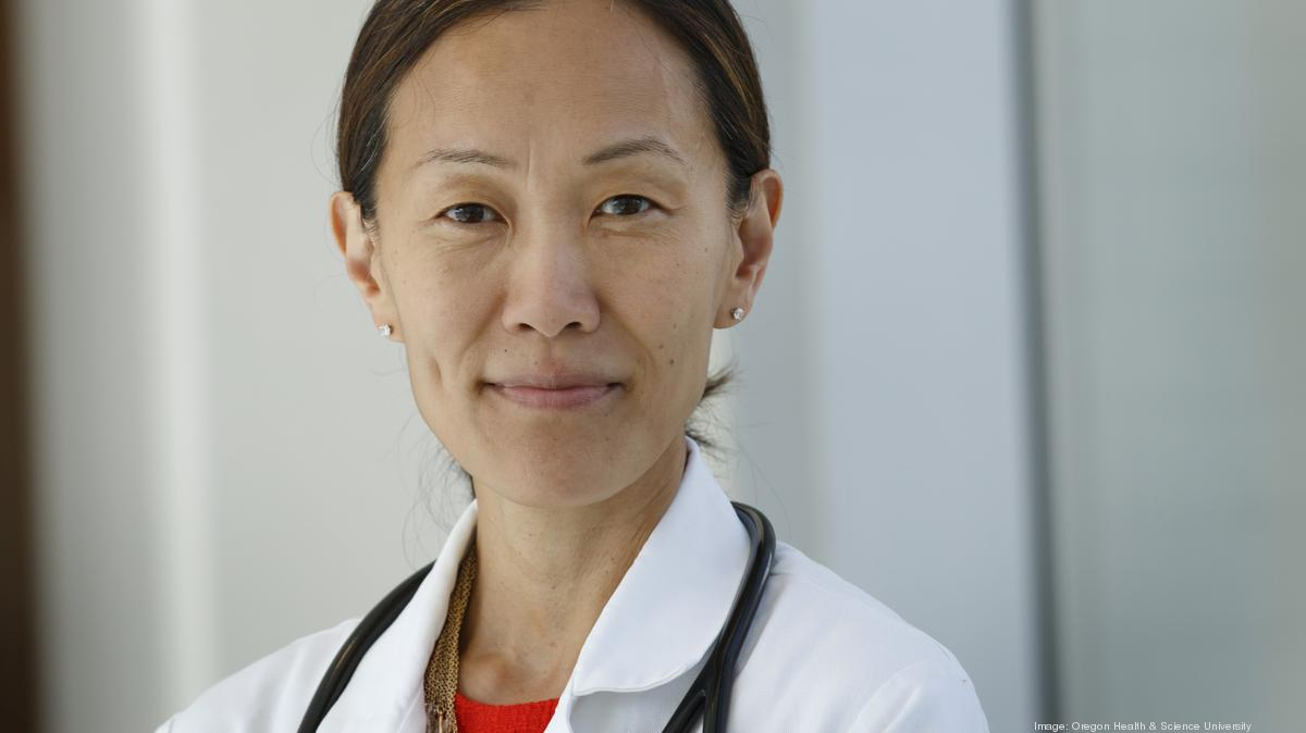 Doctors give OHSU's Esther Choo a standing ovation for gender bias ...