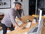 How employers can improve the ergonomic health of their office and cube dwellers
