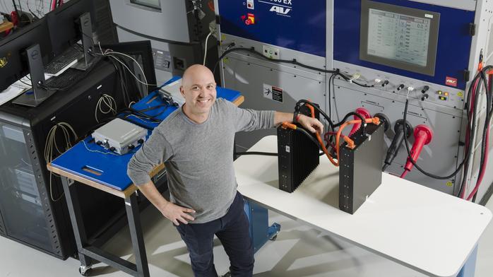 L.A. battery startup raises $30 million to take on Tesla
