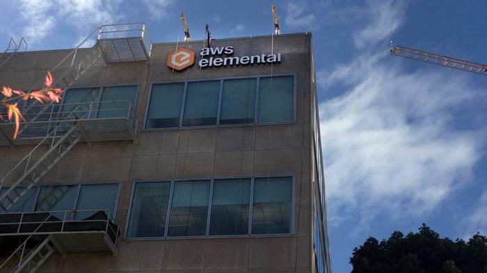 AWS Elemental now occupies much of the old Oregonian Building.