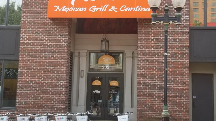 Xcaret Mexican Grill And Cantina Coming To Downtown Winston