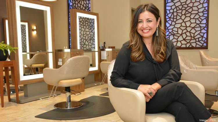 From receptionist to owner, salon style - Pacific Business News
