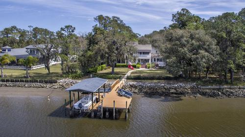 Waterfront estate on the Intracoastal waterway for sale for $1,359,000