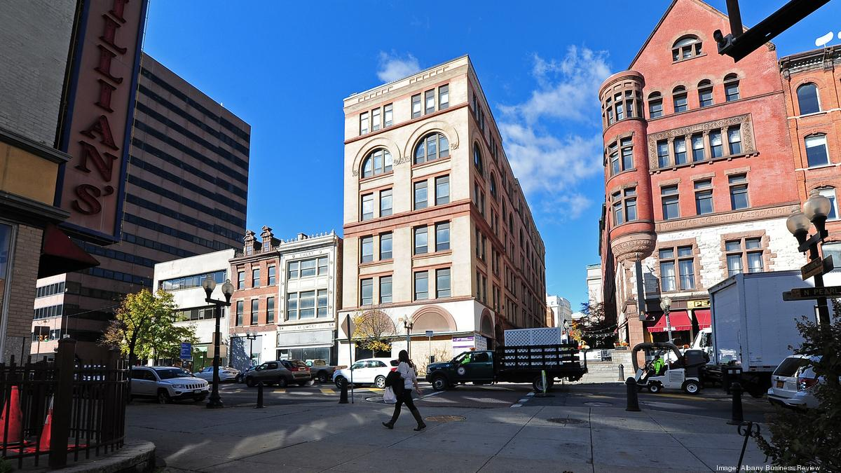 Albany Ny Apartments Planned On North Pearl Street By