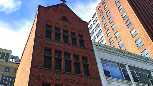 Property Spotlight: Office Space at 128 Pearl Street