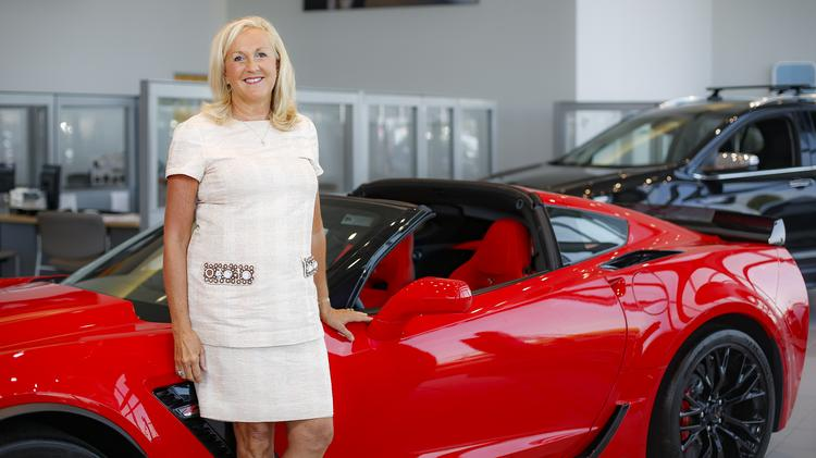 Teresa Bachman, Vice President And Co Owner Of Bachman Auto Group Inc.,