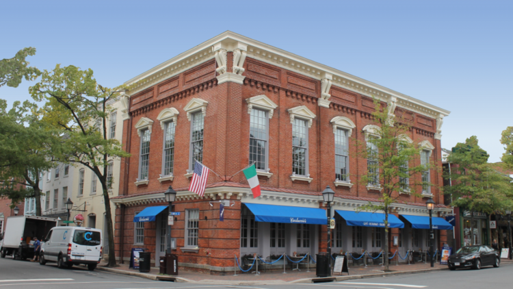 Former Carluccio S Space In Alexandria Leased By Owners Of