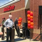 AutoZone sells two business segments