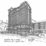 Financial backer revealed for hotel in Gulch's Capitol View development