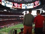 Falcons buck NFL's shrinking attendance trend (Slideshow)