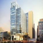 New vision emerges for prime corner in downtown Bethesda