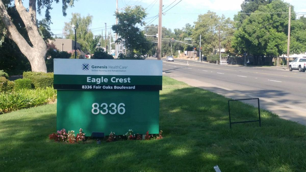 Troubled Eagle Crest Nursing Home Owned By Genesis