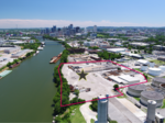 Huge riverfront site up for grabs as expanding Nashville company relocates