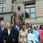 Martin Luther <strong>King</strong> Jr. statue unveiled at Georgia Capitol (Photos)