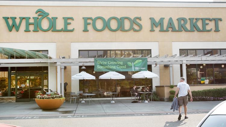 Amazon boosting Whole Foods - Cincinnati Business Courier