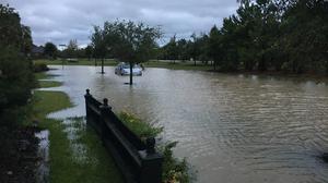 Construction begins on $13.3M flood-control project near Addicks Reservoir