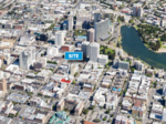 Oakland tower site for sale in hot downtown district